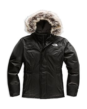 The North Face® - Unisex Greenland Faux-Fur Parka - Big Kid