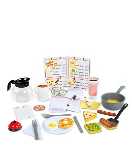 Melissa & Doug - Star Diner Restaurant Play Set - Ages 3+