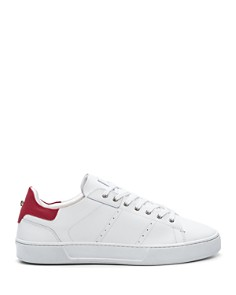 The Kooples - Men's Lace-Up Leather Sneakers