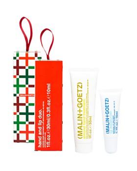 MALIN and GOETZ - Hand & Lip Duo Gift Set