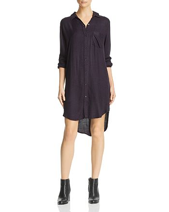 Rails - Bianca Plaid Shirt Dress