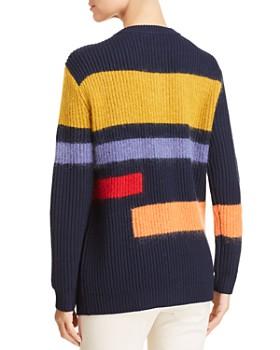 Tory Burch - Color-Block Cardigan