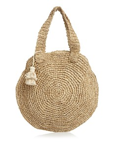 Faithfull the Brand - Freya Round Beach Bag