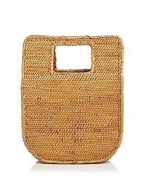 Faithfull the Brand Ulla Small Basket Bag