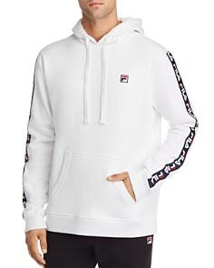 FILA - Fleece Logo Hoodie - 100% Exclusive