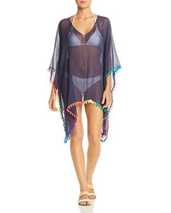 52c5cb1802b Ted Baker Alban Sea of Clouds Tunic Swim Cover-Up | Bloomingdale's