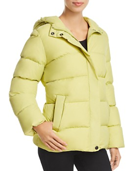 Eileen Fisher - Hooded Puffer Jacket