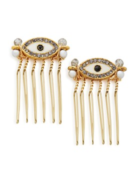 Epona Valley - Evil Eyes Mini Hair Combs