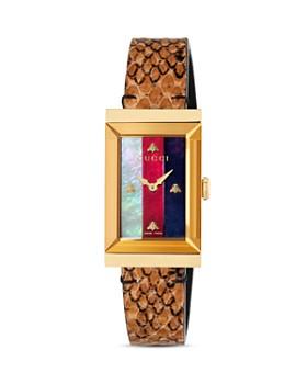 Gucci - G-Frame Watch, 21x34mm