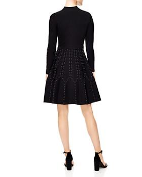Sandro - Opinion Studded Dress