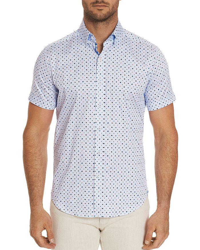 Robert Graham - Hewson Dot Classic Fit Camp Shirt - 100% Exclusive