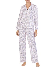 Ralph Lauren - Brushed Twill PJ Set