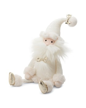 "Jellycat - Snowflake Santa, 22"" - Ages 12 Months+"