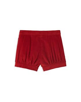 Jacadi - Girls' Velvet Shorts - Baby