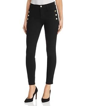 aada3f099f3 J Brand - Zion Mid Rise Skinny Jeans in Vesper ...