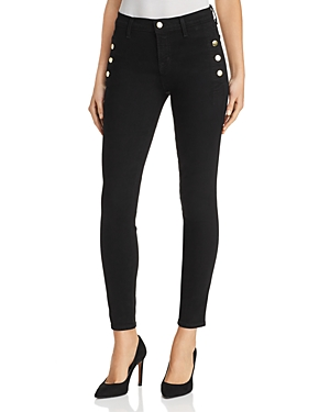 J Brand Zion Mid Rise Skinny Jeans in Vesper