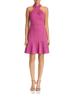 LE GALI Sherry Sleeveless Embellished Dress - 100% Exclusive in Orchid Pink