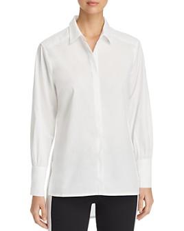 Parker Smith - Miranda High/Low Button-Down Shirt