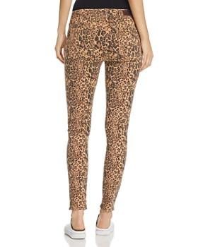 Parker Smith - Ava Skinny Jeans in Leopard