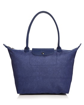 Longchamp - Le Pliage Jeans Large Shoulder Tote