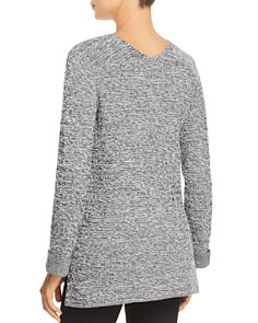 NIC and ZOE - Good Vibes Marled Sweater