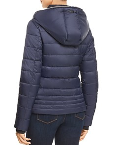 Marc New York - Layered Front Puffer Jacket