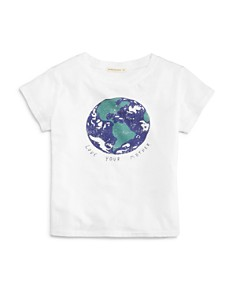 Michelle by Comune - Girls' Mother Earth Tee - Little Kid, Big Kid