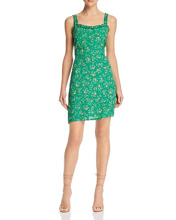 Faithfull Back Brand DressBloomingdale's Esther Floral Tie The RqAL5c34jS