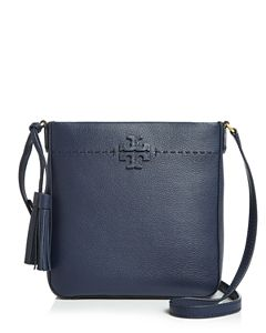 b31d76bdacc Tory Burch McGraw Leather Swingpack