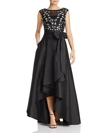6ca82277bd17fe Adrianna Papell Embellished Taffeta Gown | Bloomingdale's