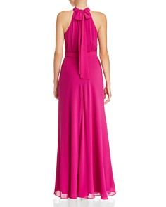 Laundry by Shelli Segal - Mock-Neck Gown - 100% Exclusive