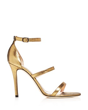 SJP by Sarah Jessica Parker - Women's Halo Strappy High-Heel Sandals