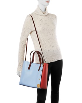 fbb2c57a1140 ... Marni - Punch Museo Medium Leather Tote