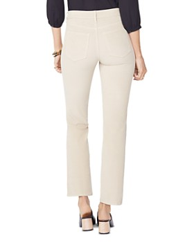 NYDJ - Marilyn Straight Jeans in Straw
