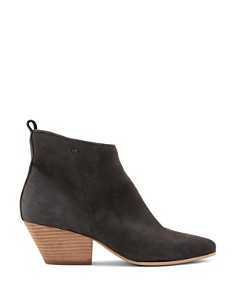 Dolce Vita - Women's Pearse Pointed Toe Ankle Boots