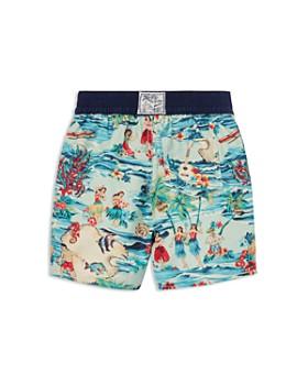 Ralph Lauren - Boys' Sanibel Luau Swim Trunks - Little Kid