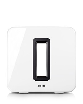 Sonos - Sub Wireless Subwoofer