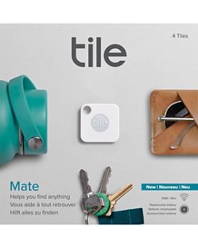 Tile - Tile Mate Tracker, 4-Pack