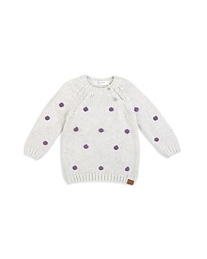 Miles Baby Girls PomPom Sweater  Baby