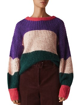 Whistles - Sophia Striped Sweater