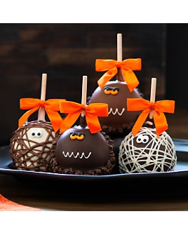 Mrs Prindables - Mummies & Monsters Caramel Apples, Pack of 4