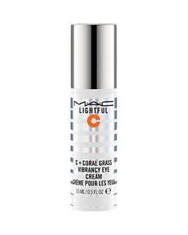 M·A·C - Lightful C + Coral Grass Vibrancy Eye Cream 0.5 oz.