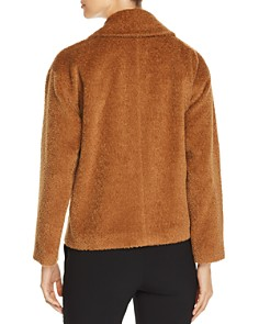 Eileen Fisher Petites - Cropped Peacoat