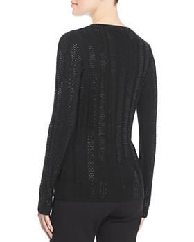 Kobi Halperin - Esther Studded Wool Sweater