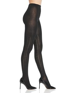 0a75e68af HUE Opaque Sheer to Waist Tights