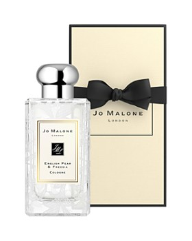 Jo Malone London - English Pear & Freesia Cologne with Daisy Leaf Lace Design - 100% Exclusive