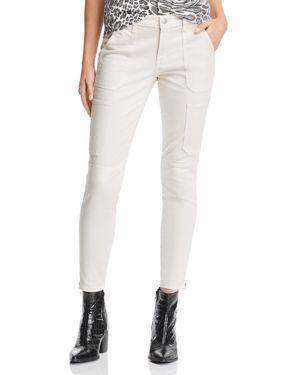 J Brand Skinny Utility Pants in Sunstone