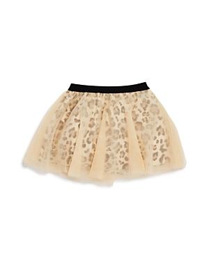 Mini Series Girls' Leopard-Print Tutu Skirt, Little Kid - 100% Exclusive