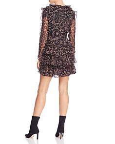 Bardot - Alessia Frill Mini Dress