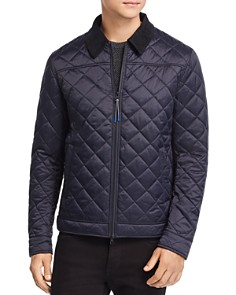 Barbour - Trough Quilted Jacket